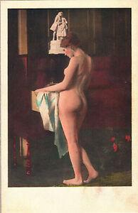 CARTOLINA-POSTCARD-NUDO-DONNA-D-039-EPOCA-NUDE-WOMEN-VINTAGE-1925-ca-Riprod-01
