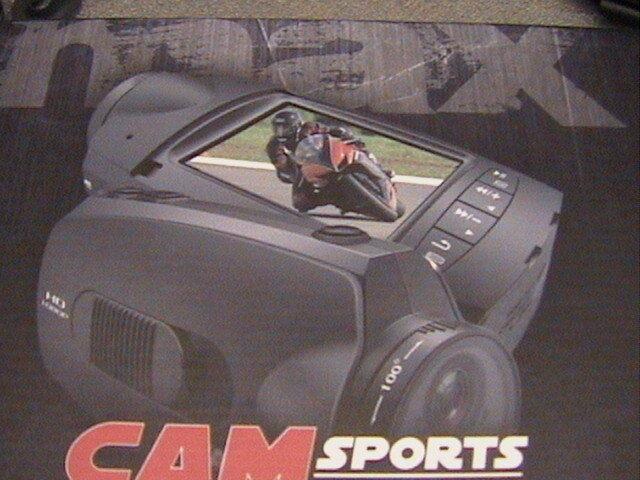 1080p Micro HD mi Videocamera senza Fili LCD Microfono Input Input Input Casco Telecamera f6b79f