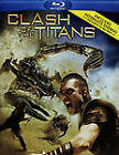 Clash of the Titans (Blu-ray Disc, 2012, With Wrath of the Titans Movie Cash)