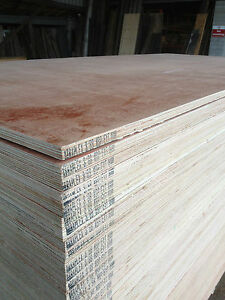 12mm 1 2 Wbp Exterior Grade Plywood Sheet 8 39 X 4 39 2440mm X 1220mm Ebay