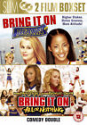 Bring It On Again/Bring It On - All Or Nothing (DVD, 2007, 2-Disc Set)