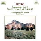 Franz Joseph Haydn - Haydn: Symphonies, Vol. 11 - Nos. 53, 86 & 87 (1994)