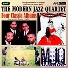 The Modern Jazz Quartet/Django/Fontessa by The Modern Jazz Quartet (CD, Jun-2008, 2 Discs, Avid Jazz)
