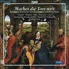 Machet die Tore weit: Baroque Christmas Cantatas from Central Germany (2007)
