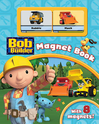 My Bob the Builder Magnet Book,  | Board book Book | Good | 9781405262552