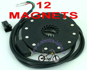 PAS-SENSOR-PEDELEC-12-MAGNETS-E-BIKE
