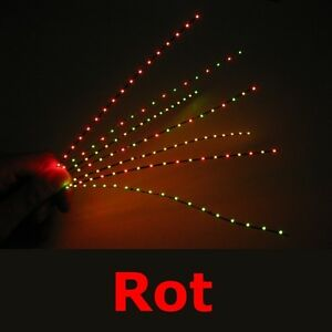 Beer Garden String Lights : S490 Mini LED Light String Red Only 1.4mm Slim Fair Fairground Beer Garden eBay