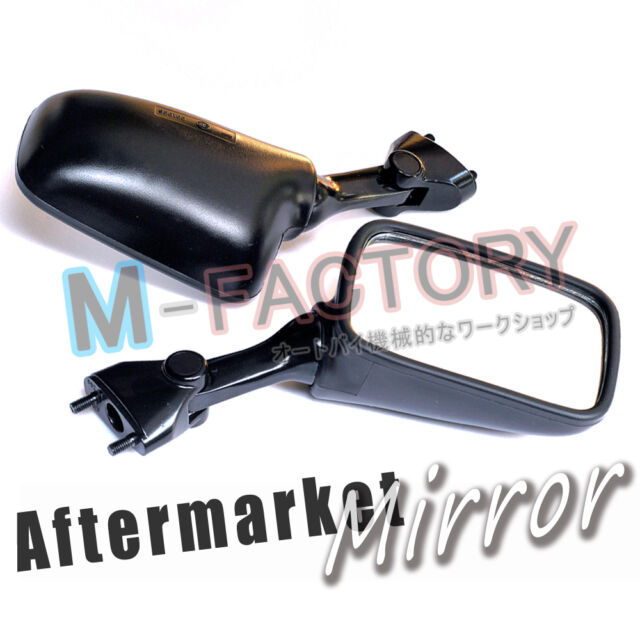 Side Aftermarket Mirrors Suzuki GSXR 750 600 97 98 99 00 1996 1997 1998 1999