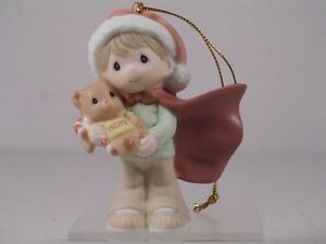Precious-Moments-039-Hope-Is-A-Precious-Gift-039-St-Jude-Ornament-101076-NIB