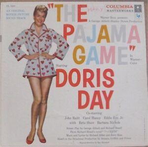 PAJAMA-GAME-SOUNDTRACK-DORIS-DAY-COLUMBIA-LP