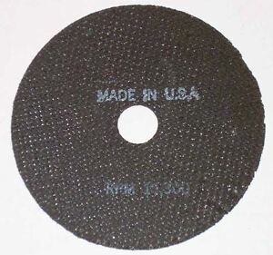 10-Die-Grinder-Cut-Off-Wheels-4-x-1-16-x-5-8-USA-Made