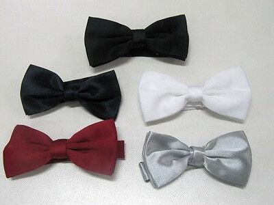papillon uomo nero blu bianco perla bordò farfallino cravattino cerimonia lavoro