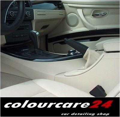 Kit Detergente Forte Restauro interni BMW Pulizia Pelle Profonda Rinnovo X5 X6