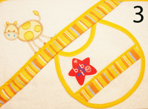 Baby Kinder Kapuzenhandtuch Kapuzentuch Badetuch 80x80 oder 100x100