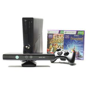Microsoft Xbox 360 S Kinect Adventure + Disneyland ...