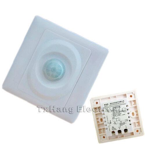 Infrared IR PIR Senser Switch Module Body Save Energy Motion Auto ON Off Light