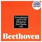 Ludwig van Beethoven - Beethoven: String Quintets Opp. 4 & 104 (1999)