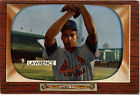1955 Bowman Brooks Lawrence St Louis Cardinals #75 Baseball Card