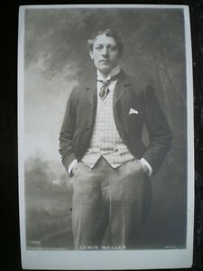 POSTCARD-RP-LEWIS-WALLER-1860-1915-WAS-AN-ENGLISH-ACTOR-AND-THEATRE-MANAGER