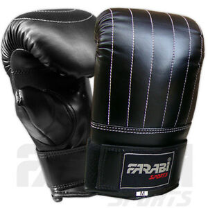 Boxing-punch-bag-mitt-gloves-punching-boxing-gloves-mma-training-S-M-L-XL
