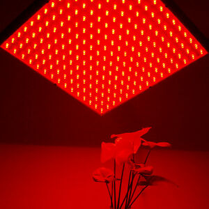 HQRP-225-LED-Grow-Light-Panel-Spectrum-Hydroponic-Plant-Lamp-Red