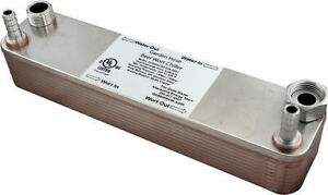 B3-23A-20-Plate-Long-Wort-Chiller-Beer-Brewing-Heat-Exchanger-Stainless-Steel