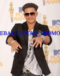 MTV-Jersey-Shore-Paul-DelVecchio-DJ-Pauly-D-Photo-8x10