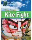 The Great Kite Fight: Headwords by Rob Waring, National Geographic (CD-Audio, 2009)