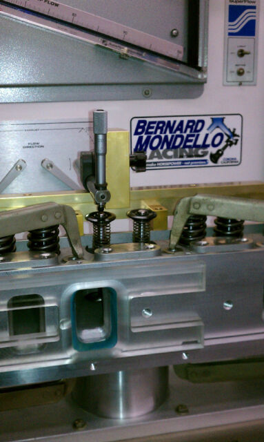BERNARD MONDELLO / PROCOMP COMPLETE OLDS OLDSMOBILE ALUMINUM 350-403-455 HEADS