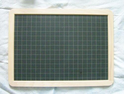 "Schiefertafel // Schultafel  A3 - untersch /""echte ca. 32x44 cm Lineaturen"