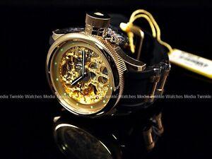 Invicta-1243-Mens-Quinotaur-Russian-Diver-Skeletonized-Mechanical-Mens-Watch