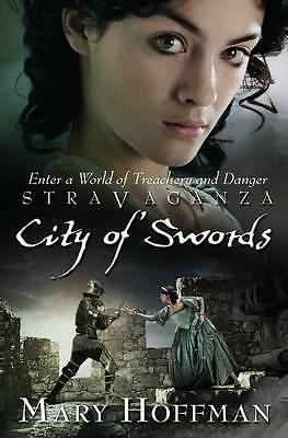 City of Swords (Stravaganza)-ExLibrary
