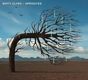 BIFFY-CLYRO-OPPOSITES-2CD-DVD-SET-2013