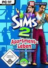 Die Sims 2: Apartment-Leben (PC, 2009, DVD-Box)