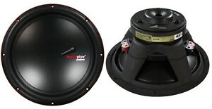 NEW-6-5-DVC-SubWoofer-Speaker-4-ohm-6-six-inch-bass-sub-woofer-Dual-Voice-Coil