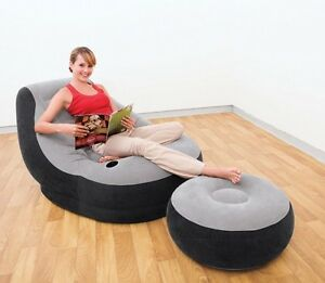 INTEX-Ultra-Lounge-Inflatable-Chair-Ottoman-Set-68564E