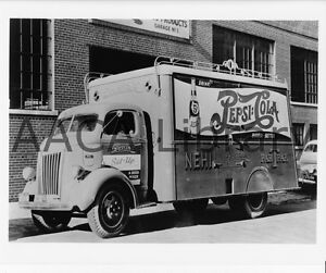 1941-Ford-Bottlers-Rack-Truck-Pepsi-Cola-Factory-Photo-Ref-43361