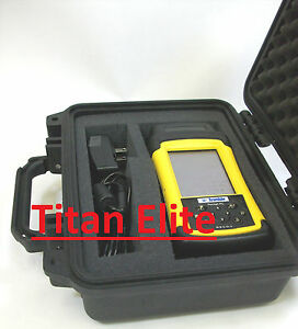 Trimble-TDS-Spectra-RECON-Waterproof-Rugged-Pelican-Carry-Case