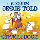 Stories Jesus Told Sticker Book by Karen Williamson, Juliet David (Paperback, 2012)