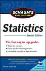 Schaum's Easy Outline of Statistics by Murray R. Spiegel, David  P. Lindstrom (Paperback, 2010)