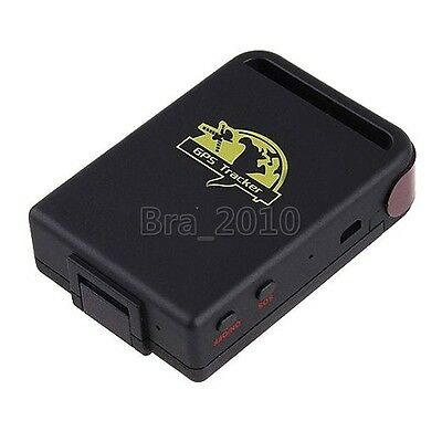 Spy Personal Tracker Vehicle tracker GPS/GSM/GPRS Car Vehicle Tracker TK102