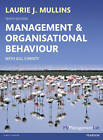 Management and Organisational Behaviour by Laurie J. Mullins (Paperback, 2013)