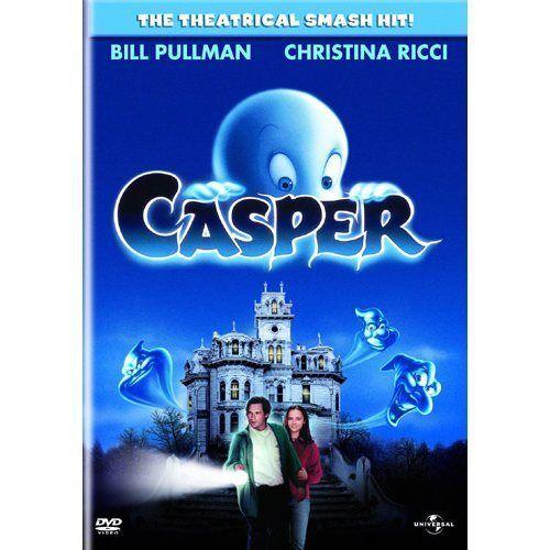 casper ws 2003 used dvd - G Halloween Movies