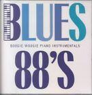 Various Artists - Blues 88's (Boogie Woogie Instrumentals, 1998)