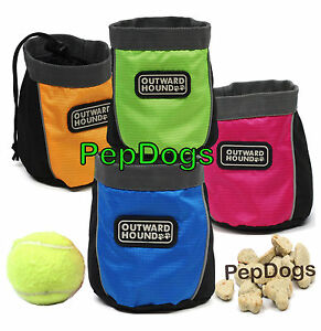 KYJEN-Outward-Hound-TREAT-N-TRAIN-Dog-Puppy-Obedience-Training-Pouch-Ball-Bag
