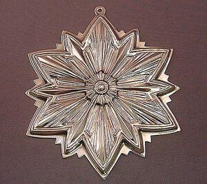 2000 Swarovski Christmas Ornament