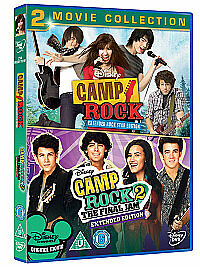 Camp Rock 1 & 2 [DVD], DVD