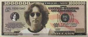 John-Lennon-Million-Dollar-Novelty-Bill-Beatles-Money-Best-Band-Ever