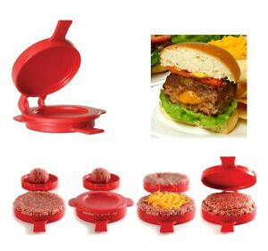 Norpro-Hamburger-Press-Stuffed-Hamburger-Chicken-or-Turkey-Burger-Maker-Press