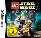 LEGO Star Wars: Die komplette Saga (Nintendo DS, 2007, DVD-Box)